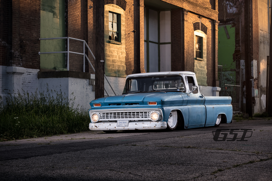 '63 C10 Chevy Owned By: Corey Seymour