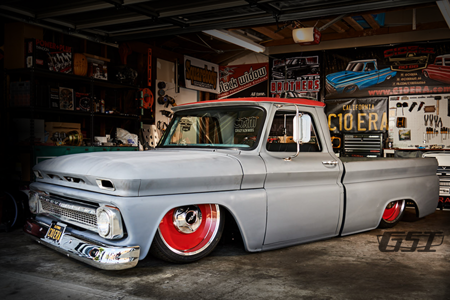 '64 C10 Chevy Owned by: Raul Rodriguez