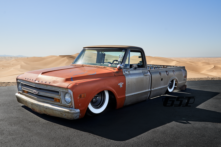 '68 C10 Chevy Owned By: Temo Macias