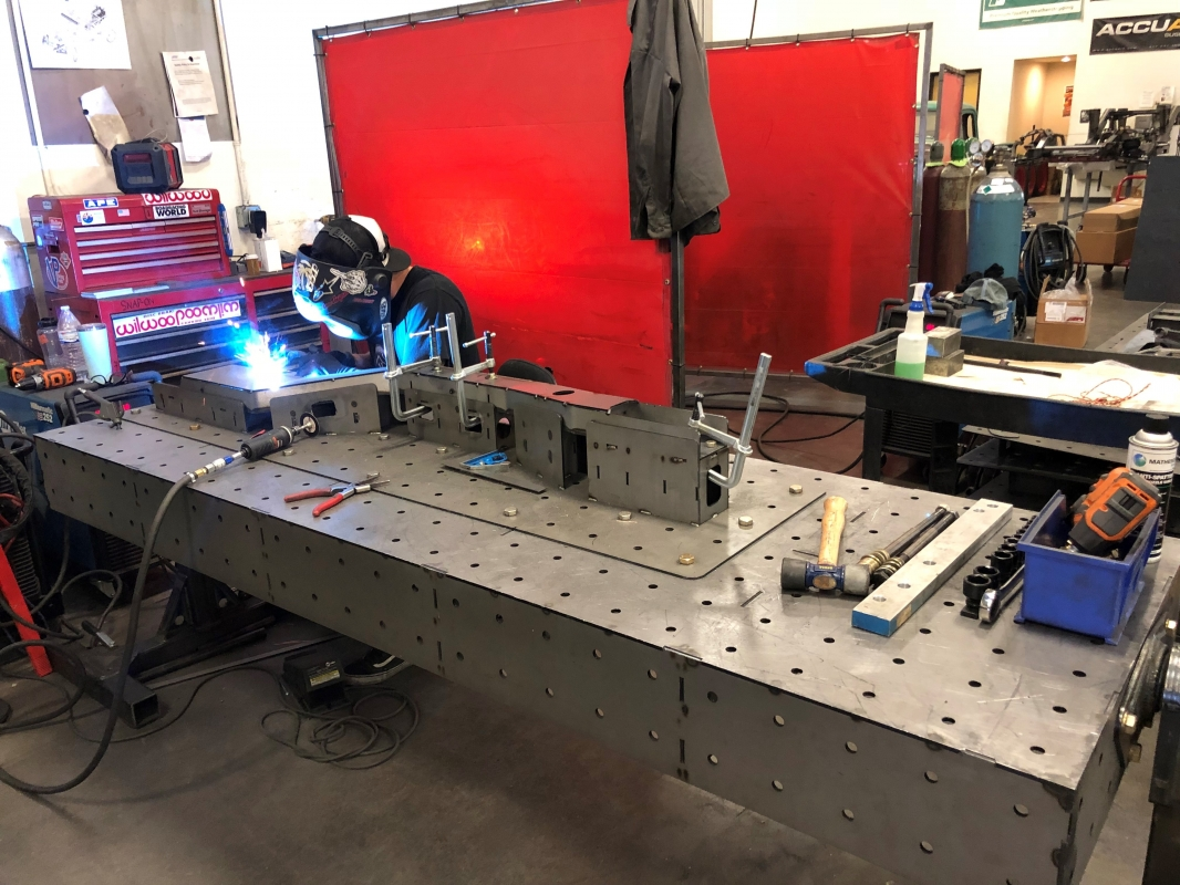36 Quot X 96 Quot Fab Table 082020181225 Fabrication Fab