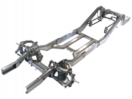 73-87 C10 Air Ride Kit Frame Chassis