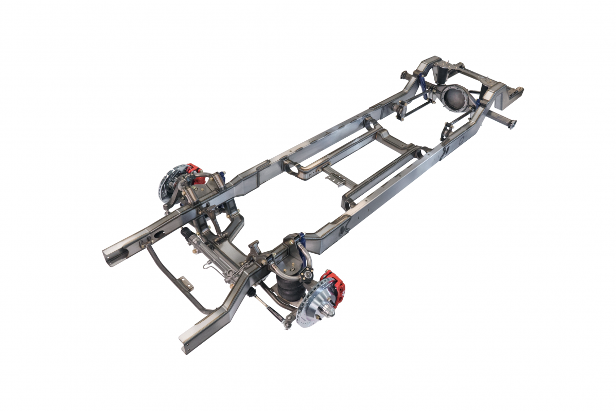 55 59 Air Ride Chassis New Chassis5559 Air Air Ride