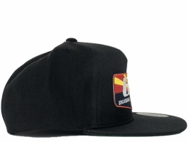 GSI All Black Snap Back