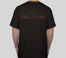 (NEW) 6768 CAD Chassis Shirt