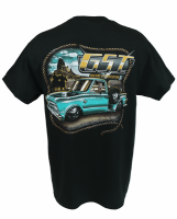 'THE COWBOY' Stepside Shirt
