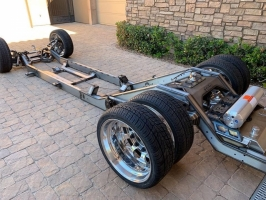 73-91 C30 Dually Chassis