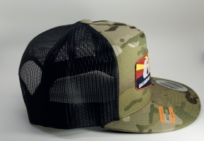 GSI Multicam Trucker