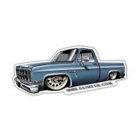 Huckleberry Truck