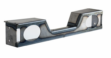 Carrier bearing crossmember